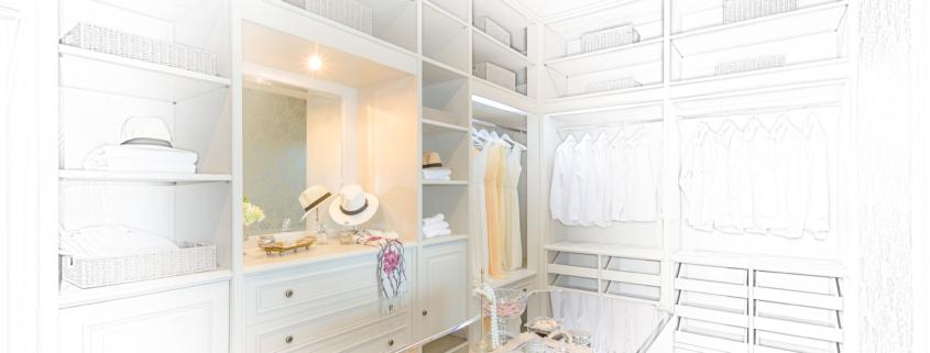 luxury storage space